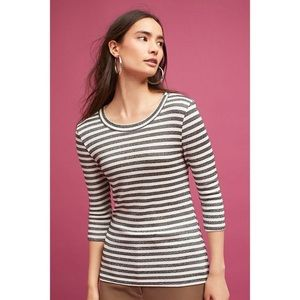 Michael Stars For Anthropologie Striped Top